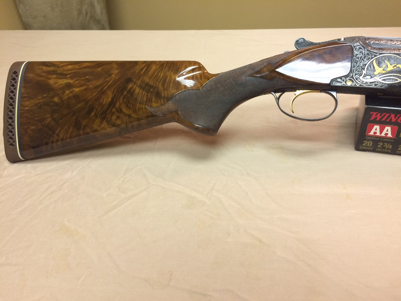 Browning Superposed 20 gauge